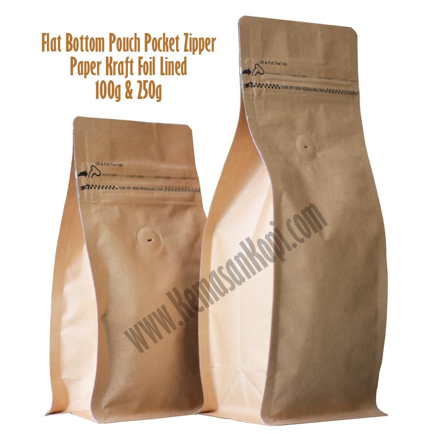 FBP-100g-dan-250g-pocket-zipper-paper-kraft
