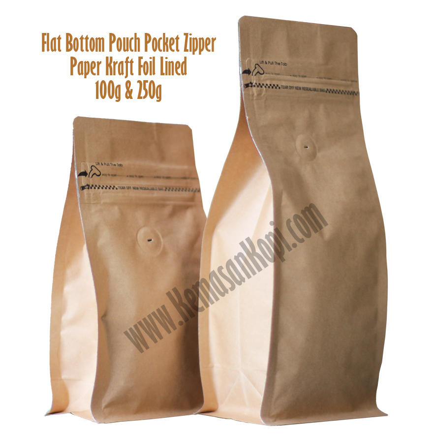 FBP-100g-dan-250g-pocket-zipper-paper-kraft
